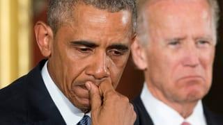 Waffengewalt: Obama will Käufern und Verkäufern an den Kragen