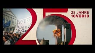 «10vor10»-Serie: 25 Jahre «10vor10» (Artikel enthält Video)