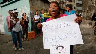 Kräftemessen zwischen Maduro und der Opposition