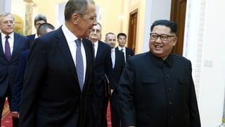 Die Zeichen für einen Trump-Kim-Gipfel verdichten sich