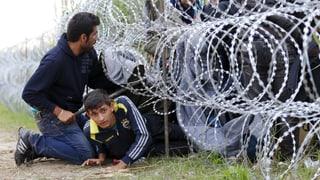 Ungarn will zweiten Grenzzaun bauen
