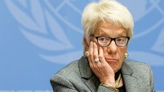 Nach Seselj-Urteil: Harsche Kritik an Del Ponte