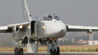 Die Türkei erklärt, wie es zum Abschuss eines russischen Kampfjet über Syrien kam.