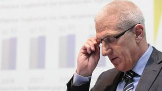 Die Zürcher Staatsanwaltschaft hat gegen Vincenz ein Strafverfahren wegen ungetreuer Geschäftsbesorgung eröffnet.