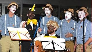 Las «Buccas Bletschas» – dapli che mo musicals
