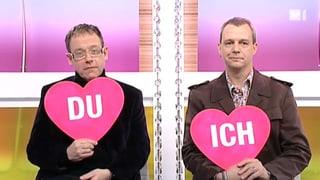 Erich Vock und Hubert Spiess