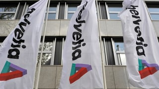 Helvetia will Nationale Suisse kaufen – Stellenabbau geplant