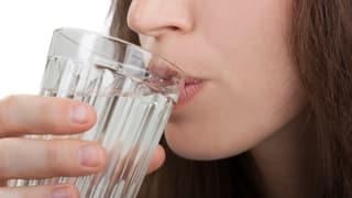 Trinken gegen den Hunger?