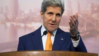 Kerry will mit Assad verhandeln – eine Konzession an Iran?