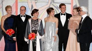 Monaco eröffnet Partysaison mit traditionellem Rosenball