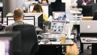 25'000 Arbeitslose weniger als 2017