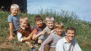 TV-Tipp des Tages: «Die 6 Kummerbuben»