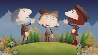 Video «Helveticus: Der Rütlischwur (3/26)» abspielen