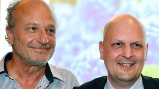 Die FDP tritt mit Filippo Leutenegger und Michael Baumer an
