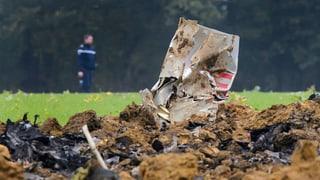 Lesen Sie mehr zum Absturz: Pilotenfehler führte zum Unfall