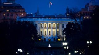 Showdown in Washington – der Sparhammer droht