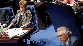 «Rousseff wird sich nicht im Amt halten können»