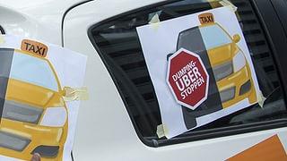 Uberpop künftig in der Schweiz wohl wieder möglich