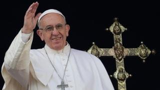 A la citad ed al mund – Papa dat benedicziun da Nadal