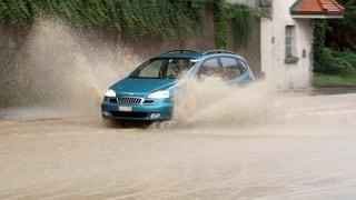 Hochwasserschutz: Kanton Zürich fährt zweigleisig