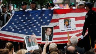 9/11: Die USA halten inne