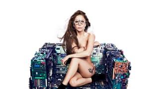 Brüste und Burkas mit Lady Gaga