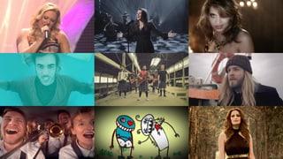 Hören Sie rein: Hier sind die Eurovision-Songs 2013 als Video