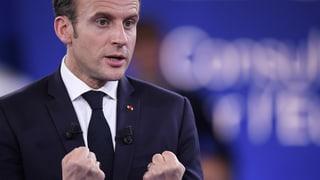 «Macron hat die Krise der Parteien erkannt»