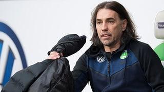 Schmidt nicht mehr Wolfsburg-Trainer