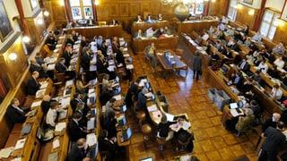 Flaute im Zürcher Gemeinderat