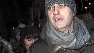 Nawalny für dreieinhalb Jahre kaltgestellt