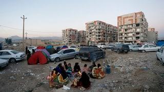 Varga 300 morts tar terratrembel en la regiun da l'Iran e l'Irac
