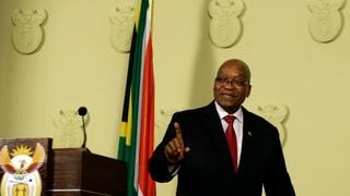 Zuma remetta ses uffizi per immediat