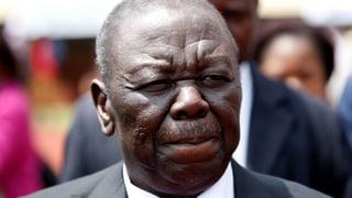 Simbabwes Oppositionsführer Tsvangirai gestorben