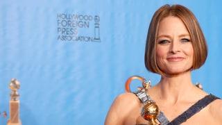 Jodie Foster: Coming-Out bei den Golden Globes