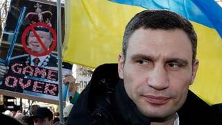 Klitschko: «Ohne Kampf gibt es keinen Sieg»