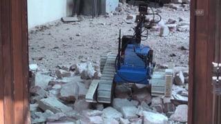 Roboter im Notfalleinsatz