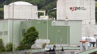 Heikle Aktion: Greenpeace sucht «Whistleblower» im AKW Beznau