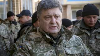 Die Ukraine rüstet massiv auf
