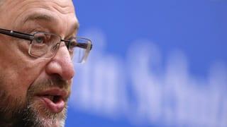 Schulz pretenda nova politica da fugitivs