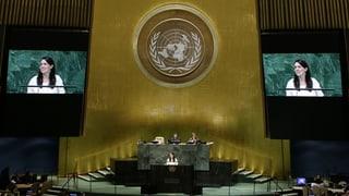Die Weltorganisation wird eine andere