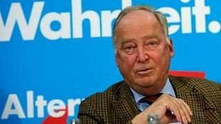 Rechtsrutsch in zwei weiteren deutschen Bundesländern