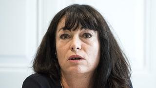 Géraldine Savary steht nicht mehr als Ständerätin zur Wahl