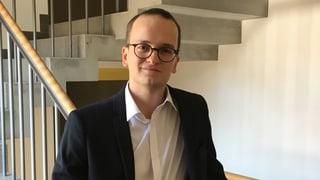 Die Grünen wollen mit Kantonsrat Martin Neukom in die Regierung