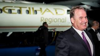 Etihad-Chef bezeichnet Swiss-Kritik als «lächerlich und falsch»