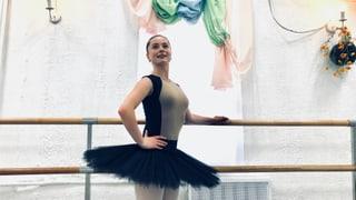 In'ura da ballet cun Olga (Artitgel cuntegn video)