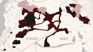 Hier regieren die IS-Extremisten