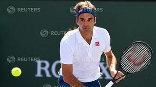 Federer senza cumbat en il final
