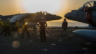 «Es soll nicht der Eindruck entstehen, die USA handelten allein»