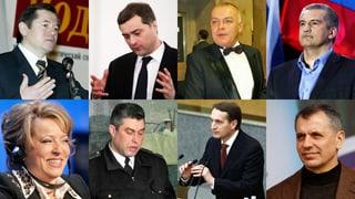 EU-Sanktionen gegen Russland: Diese Personen sind betroffen